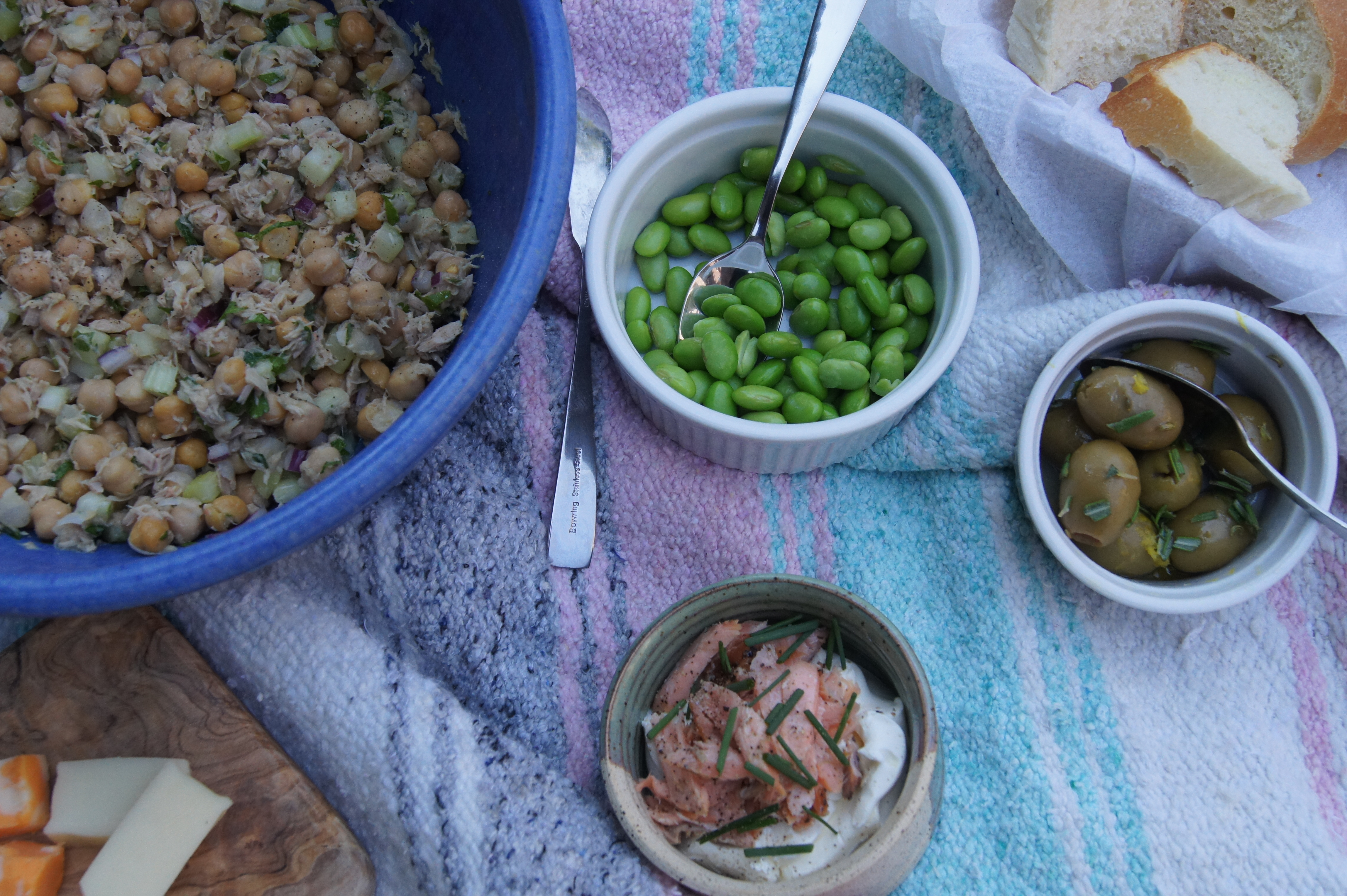 a saturday afternoon backyard picnic profiteroles u0026 ponytails