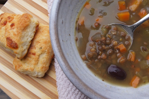 Greek Lentil Soup