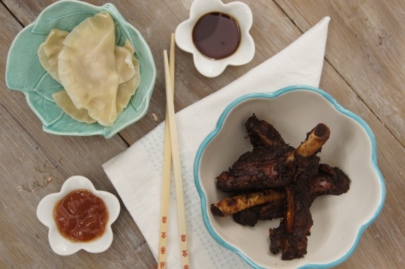 Dumplings and Ribs
